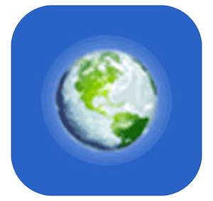 radon map app icon